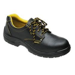 Zapato seguridad piel negra Wolfpack