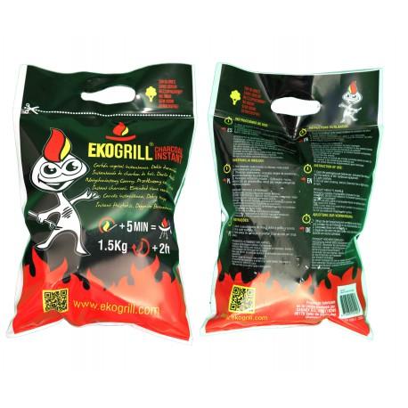Carbón vegetal instantáneo Ekogrill