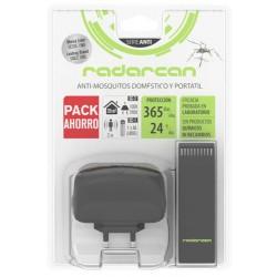Pack ahorro ahuyentador antimosquitos ferrebric