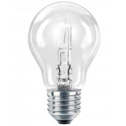 Bombilla eco-halógena standard clara E27 ferrebric