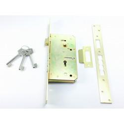 Cerradura de Embutir ORENGO 1501 aguja 50mm ferrebric