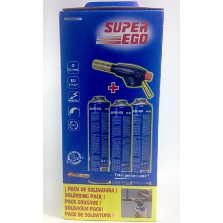 Pack soldadura SUPER EGO ferrebric