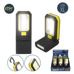 Linterna XL 3LED c/pila EDM