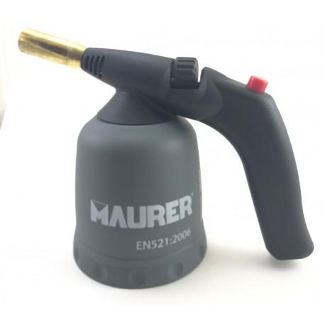 Soplete a cartucho con piezo eléctrico MAURER ferrebric
