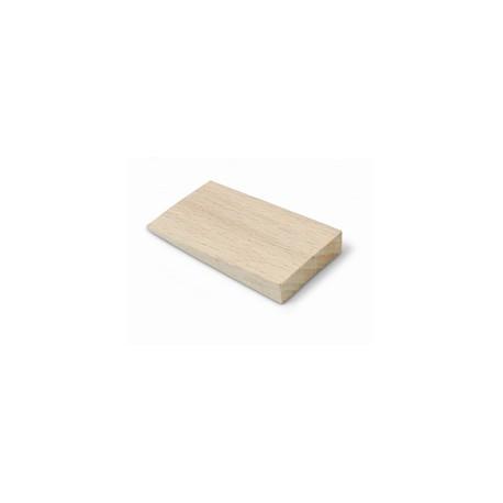 Cuña madera pequeña haya 2u ferrebric