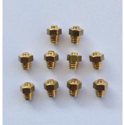 Kit Inyectores calentador COINTRA  5 litros gas butano