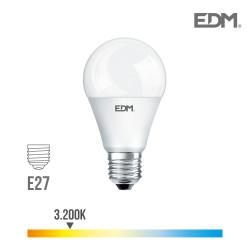 Bombilla Standard Led E27 20W luz cálida ferrebric