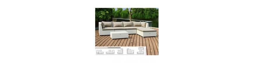 Mobiliario jardín - terraza
