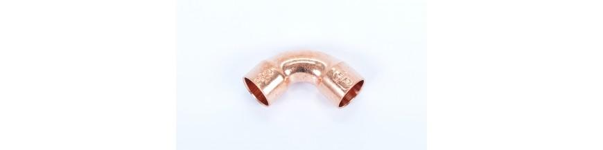 Accesorios tubería de cobre