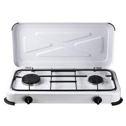 Cocina a gas papillon 2 fuegos