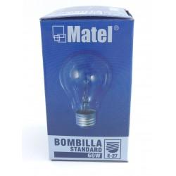 Bombilla incandescencia 60W E27 ferrebric