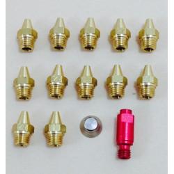 Kit Inyectores calentador JUNKERS 10 litros ferrebric