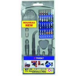 Kit precisión especial smartphones & tablets ferrebric