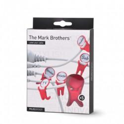 The Mark Brothers - Identificador de Cables
