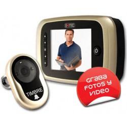 Mirilla Digital Grabadora 751